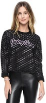 Juicy Couture Juicy Icon Laser Cut Pullover