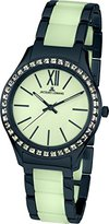 Jacques Lemans Ladies Watch Rome Analog Quartz Stainless Steel Coated 1–1797Q