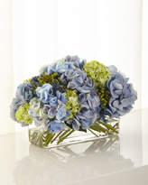 Diane James Mixed Hydrangea Bouquet