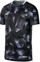 Nike Men's Dry Squad Printed Soccer T-Shirt