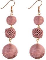 Portmans Three Bead Earring