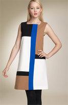 'Mondrian' Shift Dress
