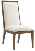 Tommy Bahama Island Fusion Natori Upholstered Dining Chair Home Upholstery Color: White