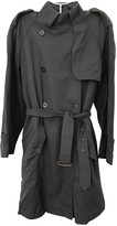 Jean Paul Gaultier Anthracite Cotton Trench coats