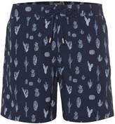 Linea Men's Cactus Print Swim Shorts