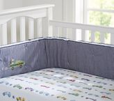 Pottery Barn Kids Roadster Crib Fitted Sheet