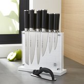 Crate & Barrel Schmidt Brothers ® 15-Piece Subway Knife Block Set