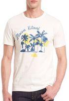 MAISON KITSUNÉ Oasis Graphic T-Shirt