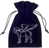 FindSomethingDifferent Pegasus Tarot Bag Luxury Velvet 180 x 130mm