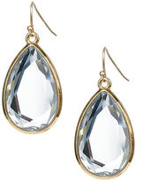 Kate Spade Beveled Teardrop Stone Earrings