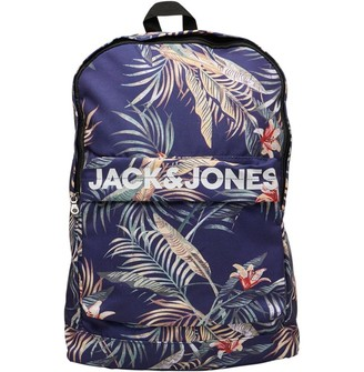 Jack and Jones Boys Jac Chad Backpack Navy Blazer
