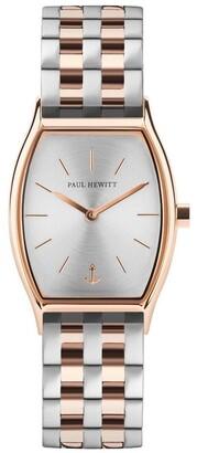 Tiffany Saidnia Paul Hewitt PH-T-R-SS-43S Modern Edge Rose Gold