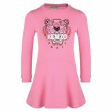 Kenzo Girls Sweater Dress