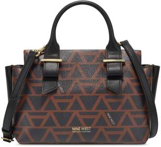 Nine West Small Piper Convertible Crossbody Satchel