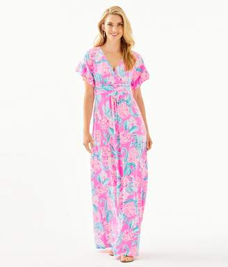 Lilly Pulitzer Jessi Maxi Dress