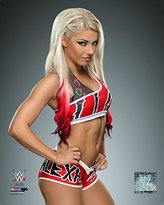 WWE Alexa Bliss 16x20 Photo Poster (2016 posed, sideways)