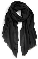 Echo Women's Solid Wool Wrap
