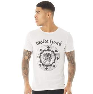 Blend Mens Slim Fit T-Shirt White