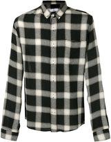 Ami Alexandre Mattiussi button-down shirt - men - Viscose/Virgin Wool - 38