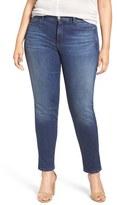 NYDJ Plus Size Women's Alina Stretch Skinny Jeans