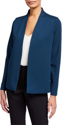 Eileen Fisher Ponte Travel Jacket