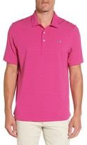 Vineyard Vines Men's Wilson Stripe Jersey Polo