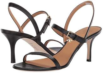 Tory Burch 65 mm Penelope Slingback Sandal (Perfect Black) Women's Shoes