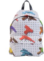 Jeremy Scott Backpack In Technical Fabric
