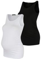 George 2 Pack Maternity Vests