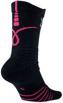 Nike Unisex Elite Versatility Kay Yow Basketball Crew Socks