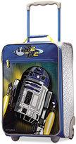 "Star Wars R2D2 18"" Rolling Suitcase by American Tourister"