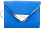 Rebecca Minkoff Saffiano Compact Wallet