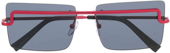 Le Specs X Adam Selman The International sunglasses
