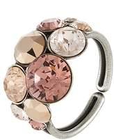 Konplott PETIT GLAMOUR Ring beige/pink