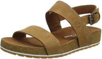 Timberland Women's Malibu Waves 2Band Sandals