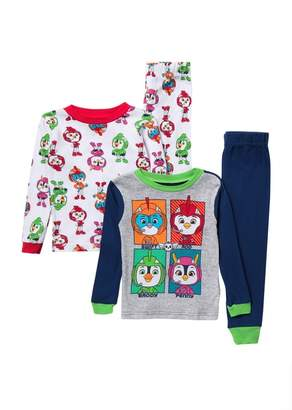 AME Top Wing 2-Piece Pajama Set - Set of 2 (Toddler Boys)
