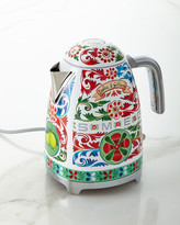 Smeg Dolce Gabbana x Sicily Is My Love Tea Kettle