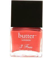 Butter London 3 Free Nail Lacquer, Marrow 0.3 fl oz