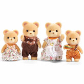 International Playthings Calico Critters Cuddle Bear Family
