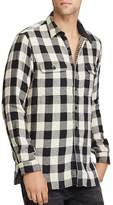 Polo Ralph Lauren James Flannel Long Sleeve Button-Down Shirt