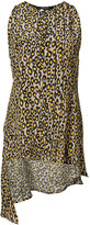 Derek Lam leopard print high low top