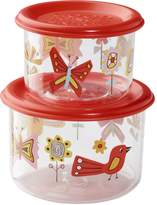 SugarBooger Good Lunch Snack Containers Small Set-of-Two