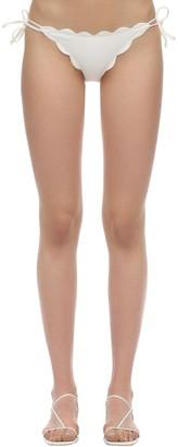 Marysia Swim Mott Bikini Bottoms W/ Ties