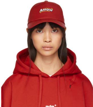 ADER error Red Arrow Mesh Cap