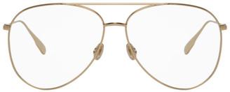 Christian Dior Gold Stellaire017 Glasses