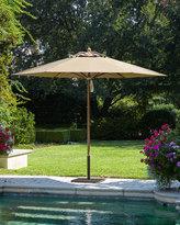 Santa Barbara Designs Cocoa Standard Canopy Outdoor Umbrella