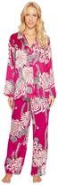 Natori Aizome Notch Pajama Women's Pajama Sets