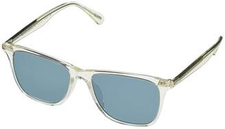 Oliver Peoples Ollis Sun (Black) Fashion Sunglasses