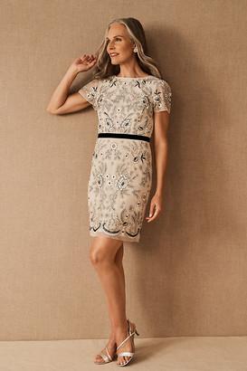 BHLDN Boswell Dress By in Beige Size 0