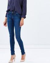 Mavi Jeans Alexa Mid Rise Skinny